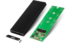 i-Tec MySafe USB 3.0 M.2 Black