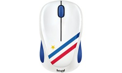 Logitech M238 Fan Collection Wireless Mouse France White