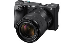 Sony Alpha A6500 18-135 kit Black