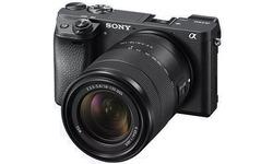 Sony Alpha A6300 18-135 kit Black