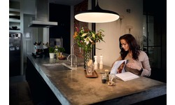 Philips Hue Cher Hanglamp Incl. Dimmer Switch Black