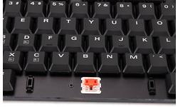 Sharkoon PureWriter RGB Kailh Red Black