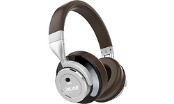InLine Pure Over-Ear Silver/Brown