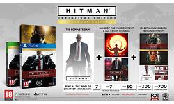 Hitman: Definitive Steelbook Edition (Xbox One)