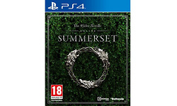 Elder Scrolls Online: Summerset (PlayStation 4)
