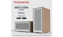 Thomson Systeem Wireless audio HiFi Black