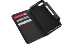 Sandberg Flip Wallet iPhone 7/8 Black