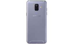 Samsung Galaxy A6+ Purple