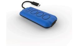 BigBen Powerbank 8000 Nintendo Switch Blue