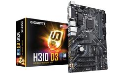 Gigabyte H310 D3