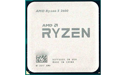 AMD Ryzen 5 2600 Tray