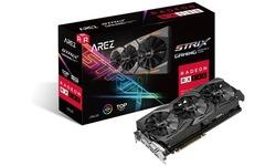 Asus Arez Radeon RX 580 OC Top Edition 8GB