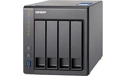 QNAP TS-431X-8G 16TB (Seagate IrownWolf)
