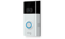 Ring Video Doorbell 2 Black/Silver