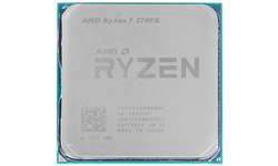 AMD Ryzen 7 2700X Tray