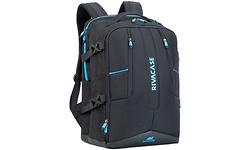 """Rivacase 7860 17.3"""" Backpack Black/Blue"""