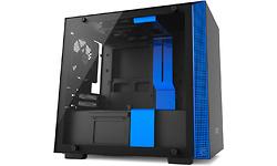 NZXT H200 Matte Black/Blue
