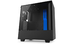 NZXT H500 Matte Black/Blue