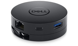 Dell 470-ACWN USB 3.0 Type-C Black