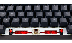 Ducky Shine 6 PBT MX Brown (US)