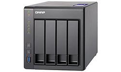 QNAP TS-431X2-8G 40TB (WD Red)