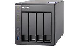 QNAP TS-431X2-8G 4TB (WD Red)