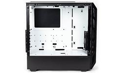 Phanteks Eclipse P350X Tempered Glass Black White