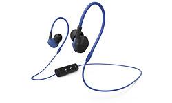 Hama Clip-On Active BT In-Ear Black/Blue