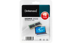 Intenso Notebook Pro 4GB DDR4-2400 CL17 Sodimm