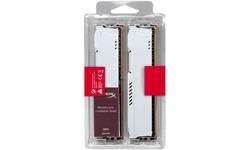 Kingston HyperX Fury White 16GB DDR4-3466 CL19 kit