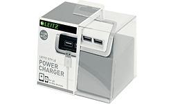 Leitz 3-Port USB Power Charging Station
