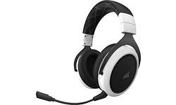 Corsair HS70 Wireless Gaming Headset White
