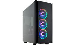 Corsair Obsidian 500D RGB SE Window Black