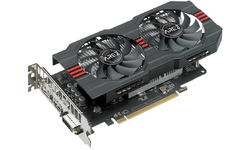 Asus Arez Radeon RX 560 Evo 2GB