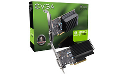 EVGA GeForce GT 1030 DDR4 Passive LP 2GB