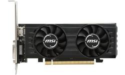MSI Radeon RX 550 LP OC 4GB