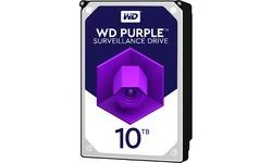 Western Digital Purple Surveillance Drive 10TB