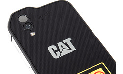 Cat S61 64GB Black
