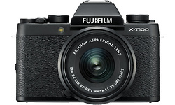 Fujifilm X-T100 15-45 kit Black