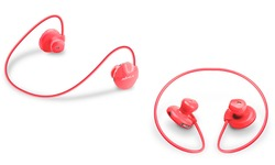 Avanca S1 Bluetooth Sports Headset Coral