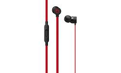 Apple by Dr. Dre UrBeats3 Lightning Defiant Black/Red