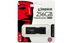 Kingston DataTraveler 100 G3 256GB Black