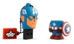Tribe Marvel USB 16GB Captain America