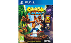 Crash Bandicoot N.Sane Trilogy + 2 Bonus Levels (PlayStation 4)