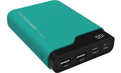 Ultron RealPowerType-C 10000 Black/Green