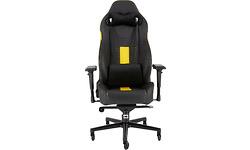 Corsair T2 Road Warrior Gaming Chair Black/Yellow