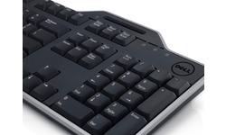 Dell KB813 Smartcard USB Black (DE)