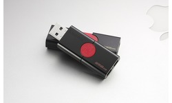 Kingston DataTraveler 106 128GB Black/Red