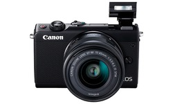 Canon Eos M100 15-45 kit Limited Edition Black