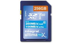 Integral UltimaPro X2 SDXC UHS-II U3 256GB